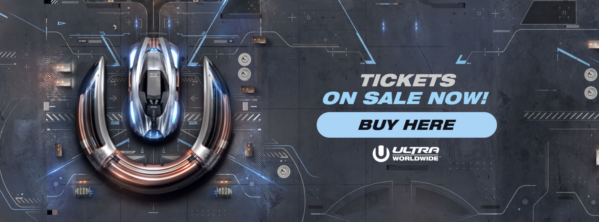 Buy Tickets for Ultra Abu Dhabi 2020